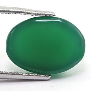 Green Onyx - 5.19 carats