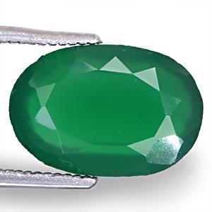 Green Onyx - 3.66 carats