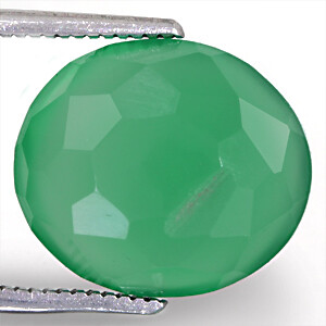Green Onyx - 6.87 carats