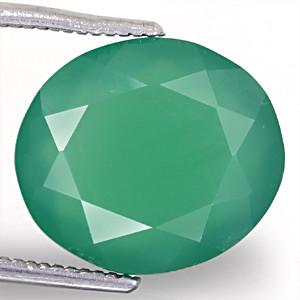 Green Onyx - 5.23 carats