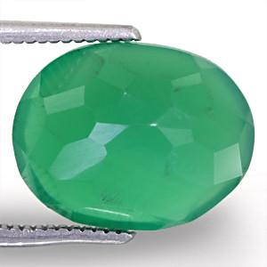 Green Onyx - 5.56 carats