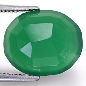 Green Onyx - 5.88 carats