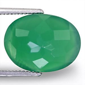 Green Onyx - 6.77 carats