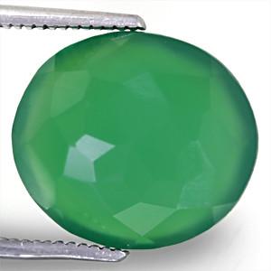 Green Onyx - 6.96 carats