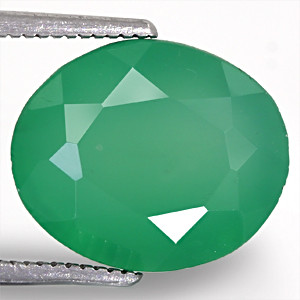 Green Onyx - 5.68 carats