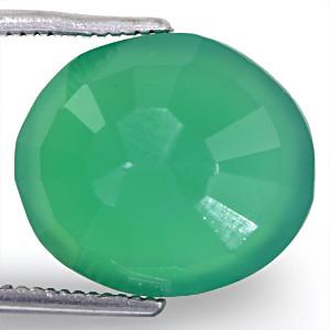 Green Onyx - 7.64 carats