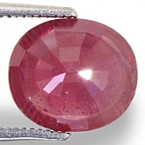 Ruby - 5.14 carats