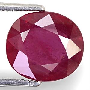 Ruby - 4.14 carats