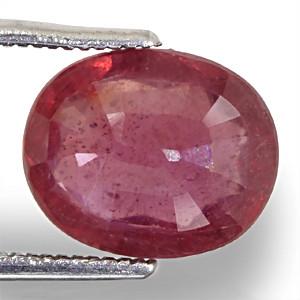 Ruby - 4.20 carats
