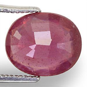 Ruby - 3.96 carats