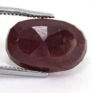 Ruby - 8.06 carats