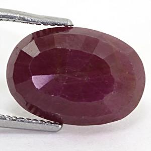 Ruby - 6.37 carats