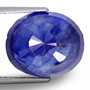Blue Sapphire - 8.02 carats