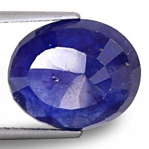 Blue Sapphire - 6.38 carats