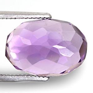 Amethyst - 5.59 carats