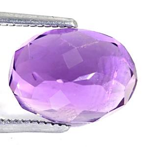 Amethyst - 4.37 carats