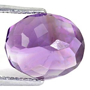 Amethyst - 5.21 carats