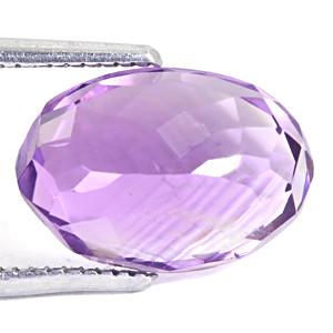 Amethyst - 3.41 carats