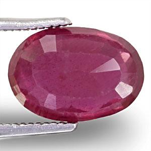 Ruby - 4.49 carats