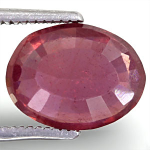 Ruby - 3.80 carats