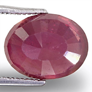 Ruby - 6.22 carats