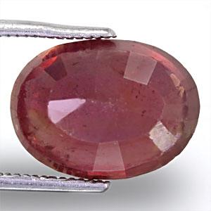 Ruby - 8.56 carats