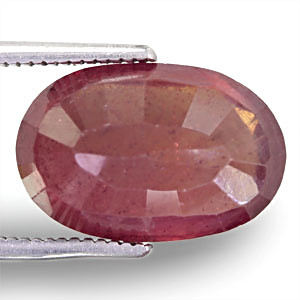 Ruby - 8.41 carats