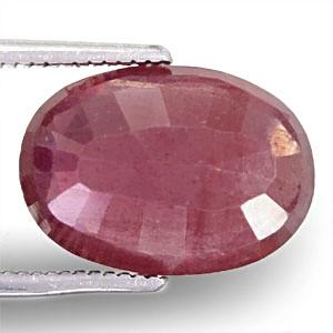 Ruby - 6.83 carats