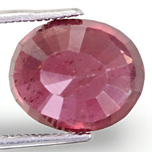 Ruby - 7.82 carats