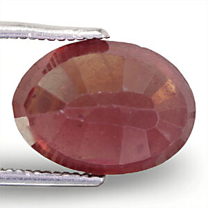 Ruby - 7.27 carats