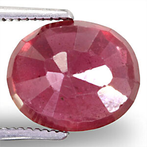 Ruby - 5.61 carats