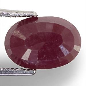 Ruby - 4.50 carats
