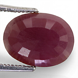 Ruby - 5.05 carats