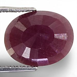 Ruby - 7.58 carats