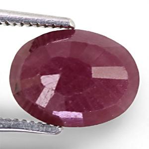 Ruby - 4.23 carats
