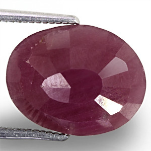 Ruby - 7.86 carats