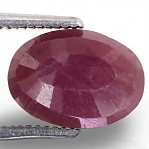 Ruby - 3.31 carats