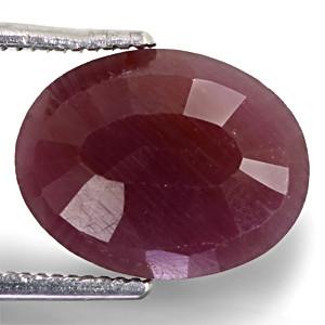 Ruby - 4.84 carats