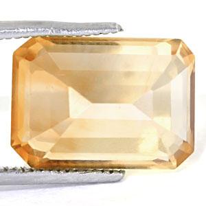 Citrine - 7.31 carats