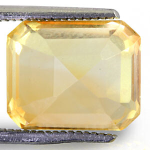 Citrine - 6.10 carats