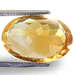 Citrine - 8.77 carats