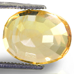 Citrine - 5.98 carats