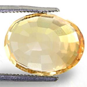 Citrine - 8.01 carats