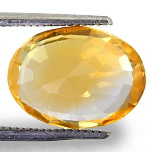 Citrine - 4.60 carats
