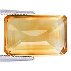 Citrine - 6.45 carats