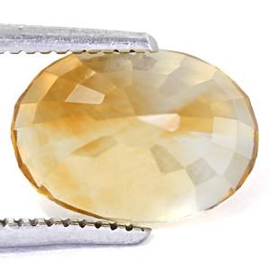 Citrine - 3.34 carats
