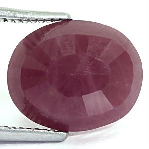 Ruby - 5.74 carats