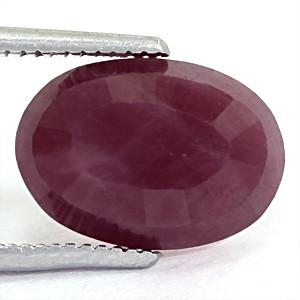 Ruby - 4.86 carats