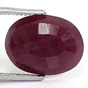 Ruby - 5.58 carats