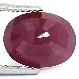 Ruby - 2.95 carats